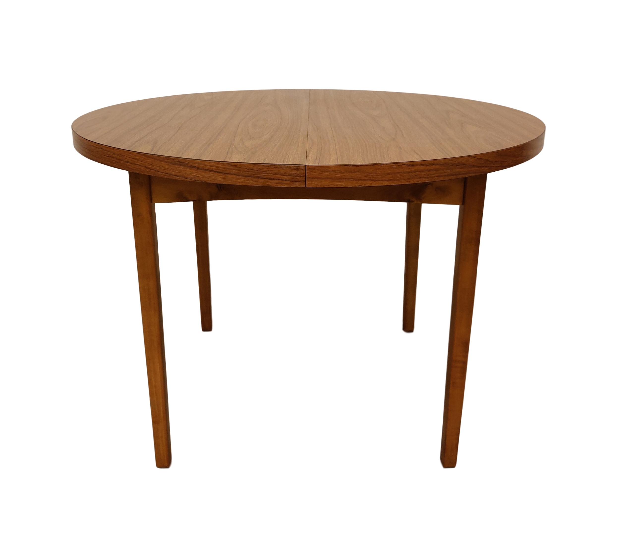 Round Extendable Dining Table 60 S Nordic Vintage Shop