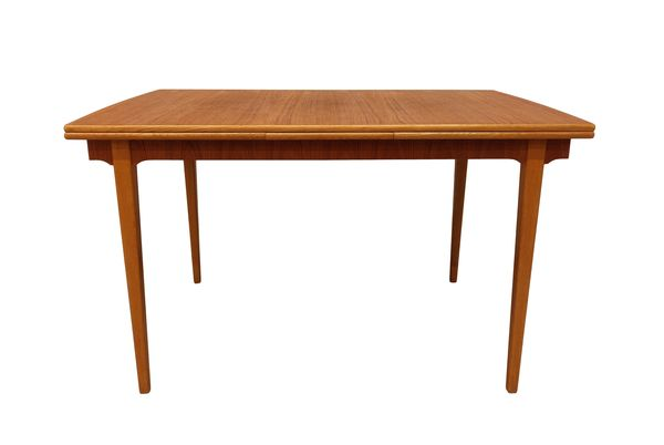 60's teak dining table