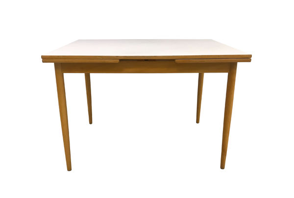 60's extendable dining table